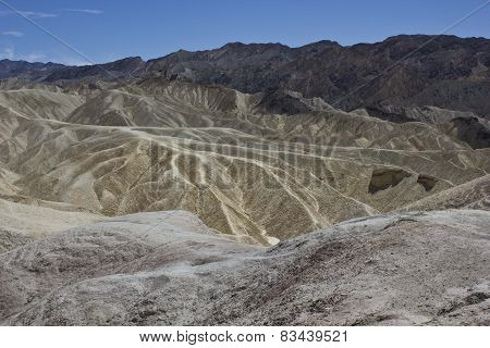 Zabriskie Point, A Part Of Amargosa Range