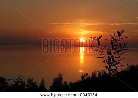 Sunrise In Nida