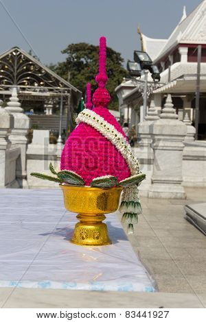 Thai Flower composition