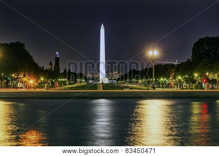 The Mall Smithsonian Washington Monument Washington Dc