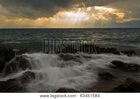 Spilled Sea