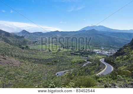 Cherfe Panoramic Viewpoint