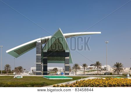 International Airport Of Abu Dhabi