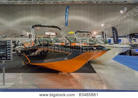 Mastercraft X23 Boat On Display