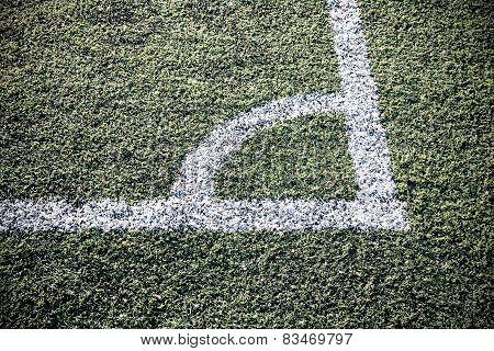 The Corner Of Football