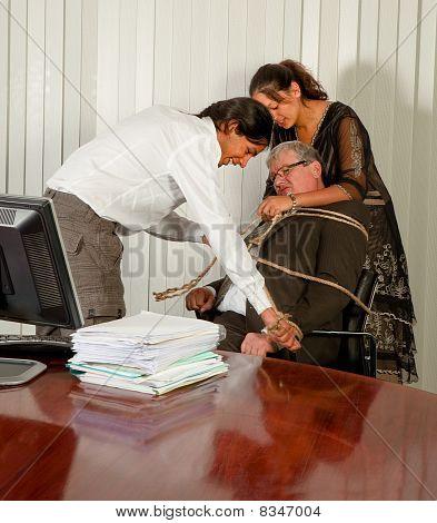 Rebelión de oficina