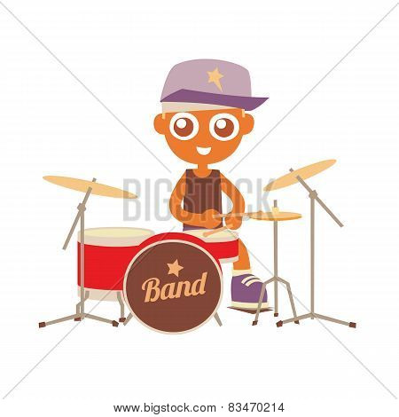 hip hop drummer