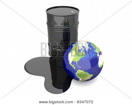 Oil Disaster - America