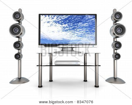 Home Entertainment System