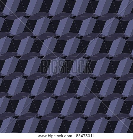 abstract polygon style vector background