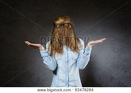 Hairy nerd