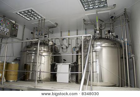 Interior pflanzlichen Arzneimittel