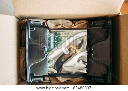 Hard Disk Drive Transportation Packing