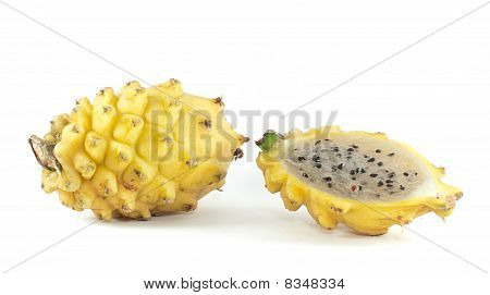 Yellow Pitaya From South America