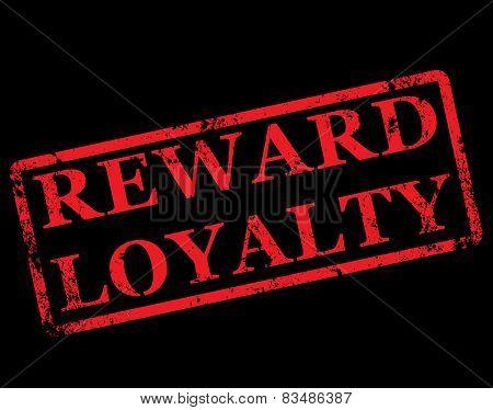 Reward Loyalty Stamp