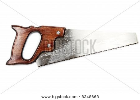 handsaw from top