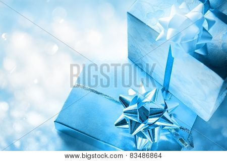 Gift Boxes With Bow