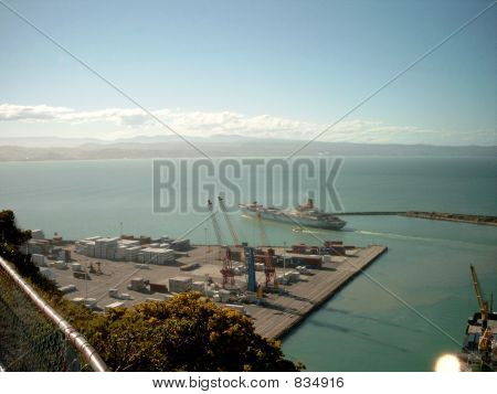 Port of Napier