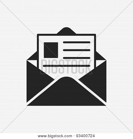 Office Mail Icon