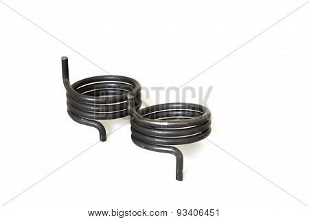Isolated Objects, Couple Of Springs