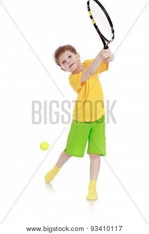 In dynamics a little boy