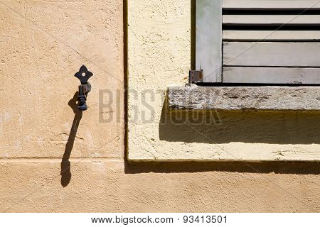 Jerago Window  Wood Venetian Blind  Concrete