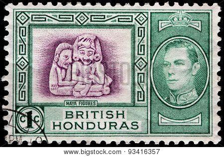 Maya Figures