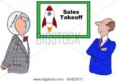 Sales Takeoff
