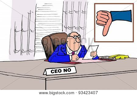 CEO NO