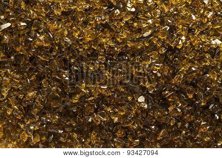 Gold mica texture