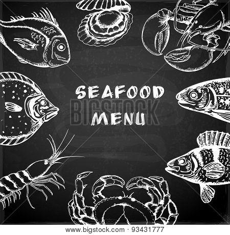 Seafood Menu