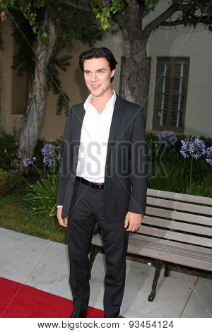 LOS ANGELES - JUN 11:  Finn Wittrock at the