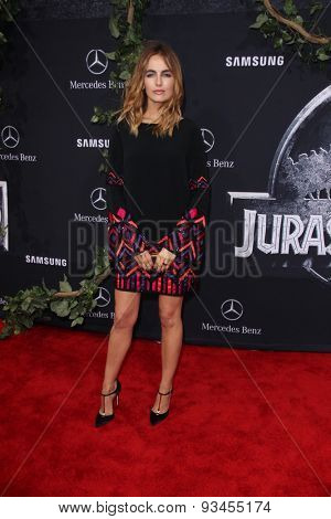 LOS ANGELES - JUN 9:  Camilla Belle at the