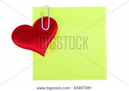 Office Supplies Sticker Reminders