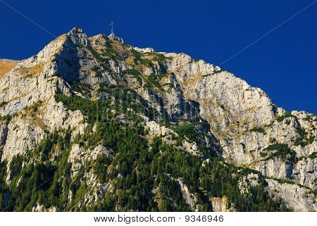 Bucegi Mountains Panorama