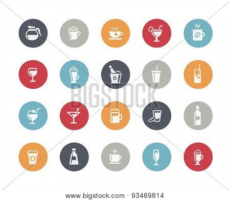 Drinks Icons // Classics Series