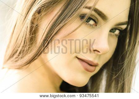 Close up potrait