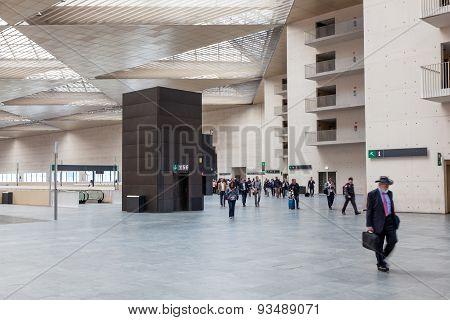 Zaragoza Delicias Station