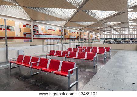Zaragoza Delicias Train Station