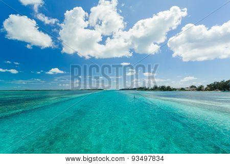 Endless Caribbean Sea