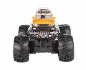 picture of truck-cabin  - Big truck toy - JPG