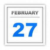 foto of february  - February 27 - JPG