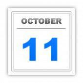 image of october  - October 11 - JPG