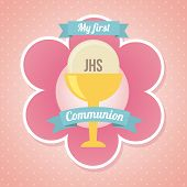 pic of communion-cup  - my first communion design - JPG