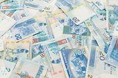 image of twenty dollar bill  - Twenty Hong Kong Dollar - JPG