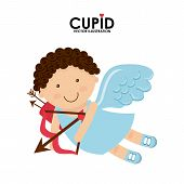 image of cupid  - cupid cute design - JPG