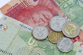 picture of zar  - Stock photos for South African global market - JPG