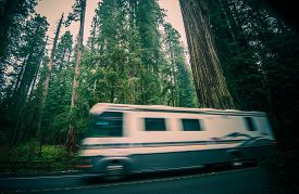 picture of recreational vehicle  - California RV Trip - JPG