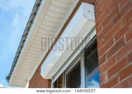 Window On A Wall