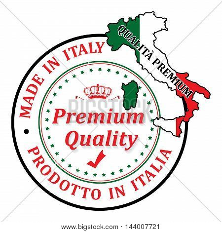 badge, banner, brand, business, certificate, colors, commerce, commercial, company, flag, grunge, guarantee, icon, illustration, industry, isolated, italian, italian language, italy, label, made, made in italy, manufactured, marketing, original, premium,